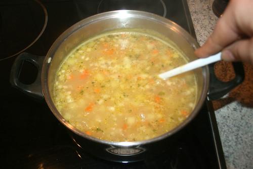 29 - Reis gar kochen / Cook rice
