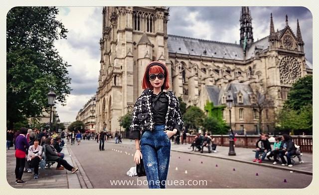 París:  Catedral de Notre Dame