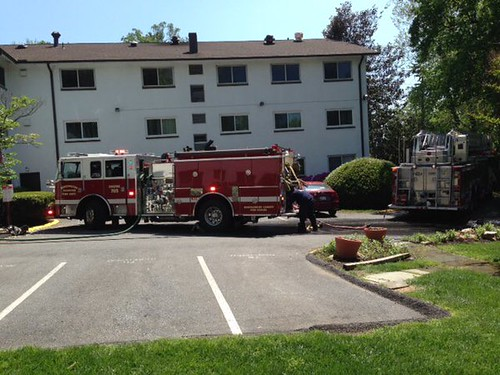 Kensington Apartment Fire