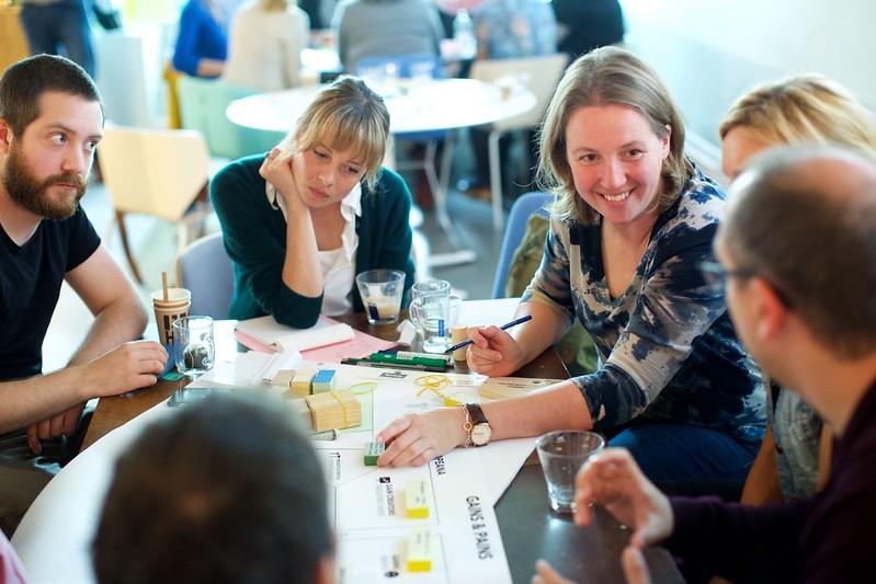 Europeana Business Plan 2017 Workshop, May 17 2016