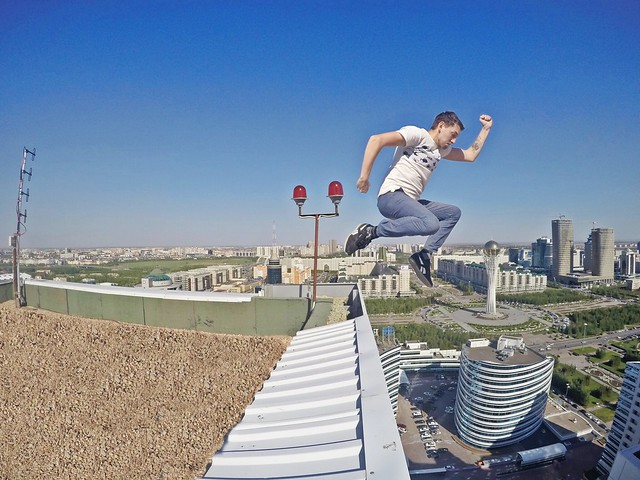 Roofing in Astana