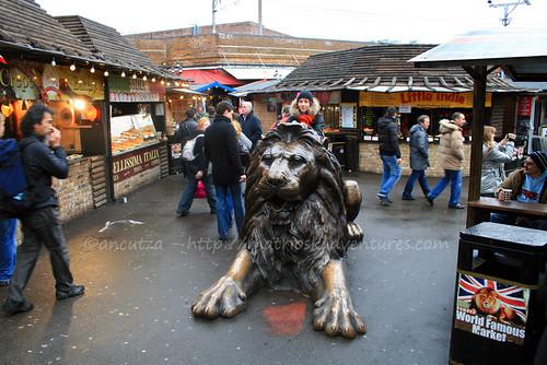 leone camden town londra