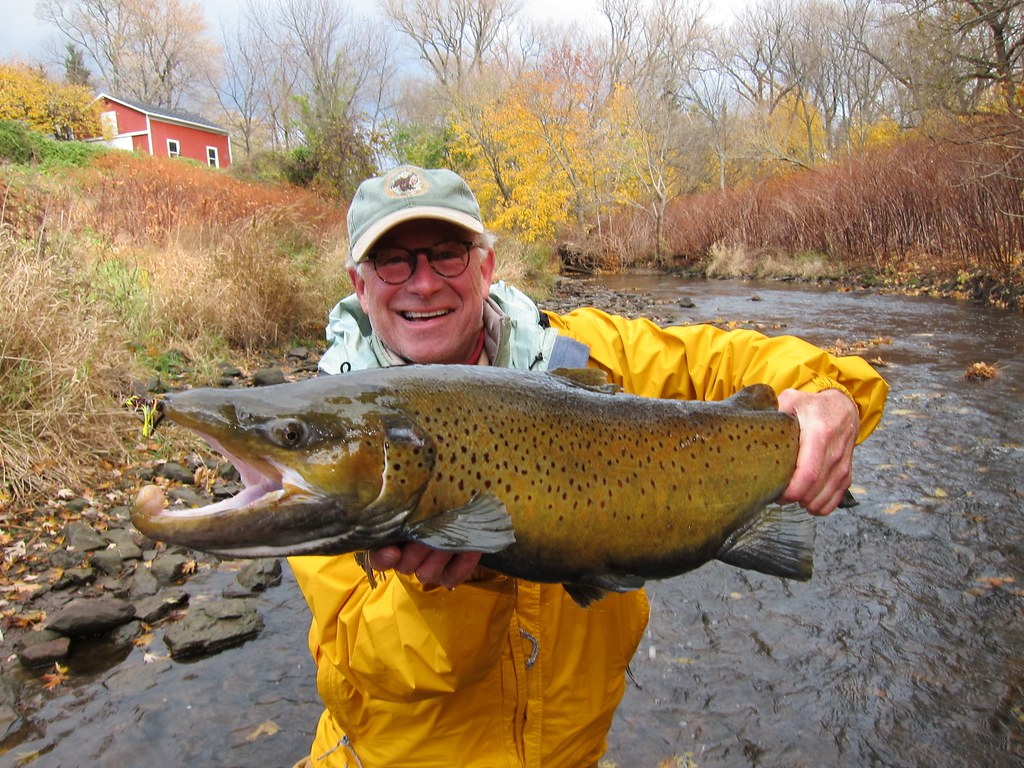 Pro Tips: Getting Pumped Up for Fall Fly Fishing