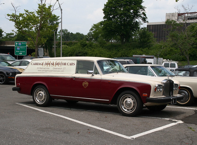 1979 Rolls-Royce Silver Shadow shooting brake
