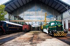 Vieja estación // Old station