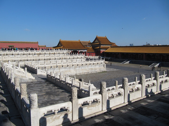 Forbidden City Empty