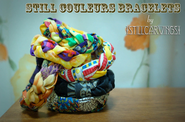 Still Couleurs Bracelets