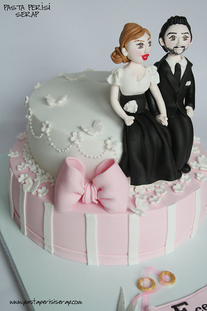 WEDDINGS CAKE-ECE&VOLKAN
