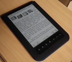 Vue Smartreader e-kirjat lukulaite