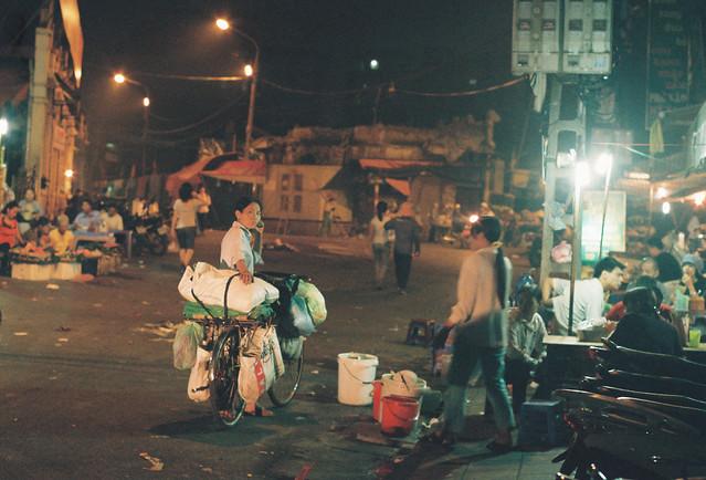 Night life in Ha Noi
