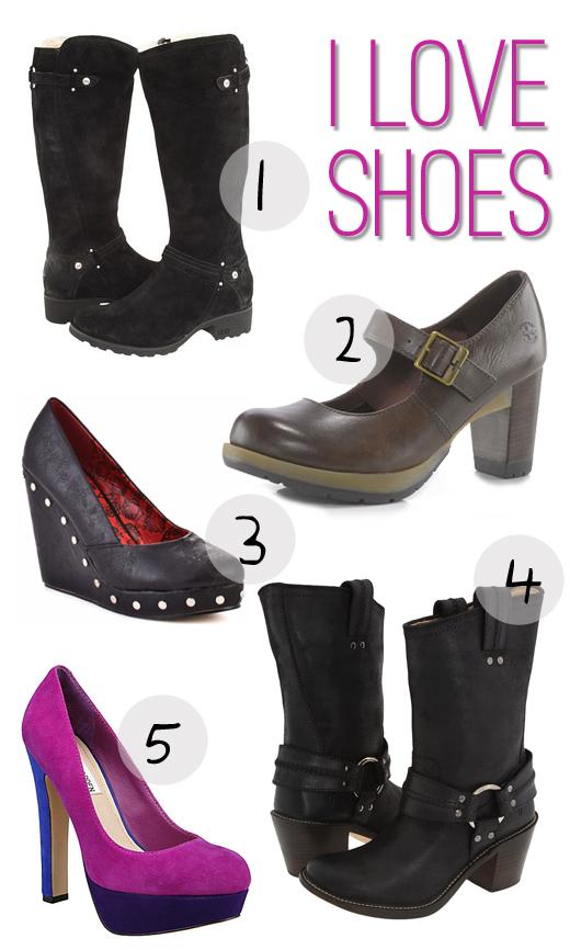 I love Shoes!~!