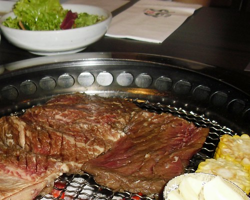 marinated prime rib @ CHANG