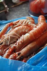 6440315805 ac6a9fc8ff m Saumon en croûte, sauce langoustine