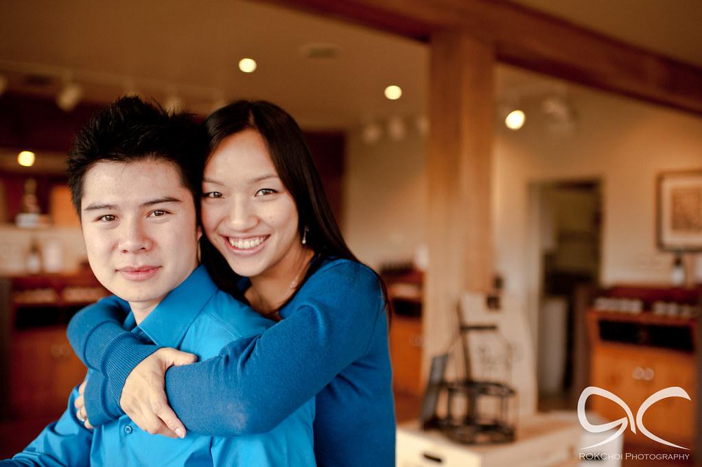 Jenny + Johnny {Engagement}