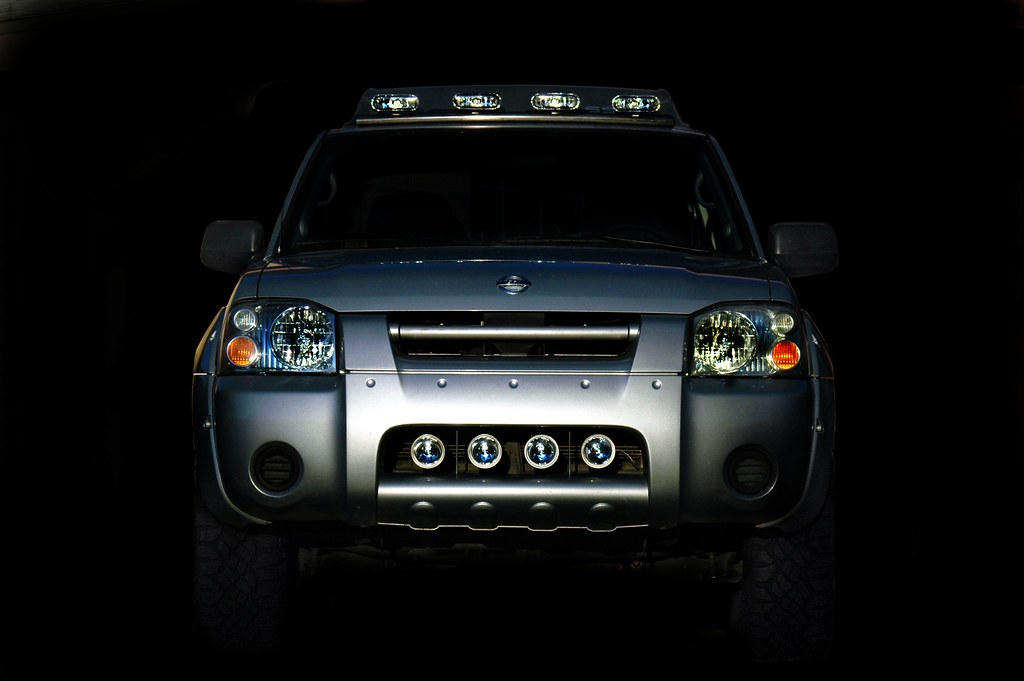 Ac Light Bar With Lights Nissan Frontier Forum