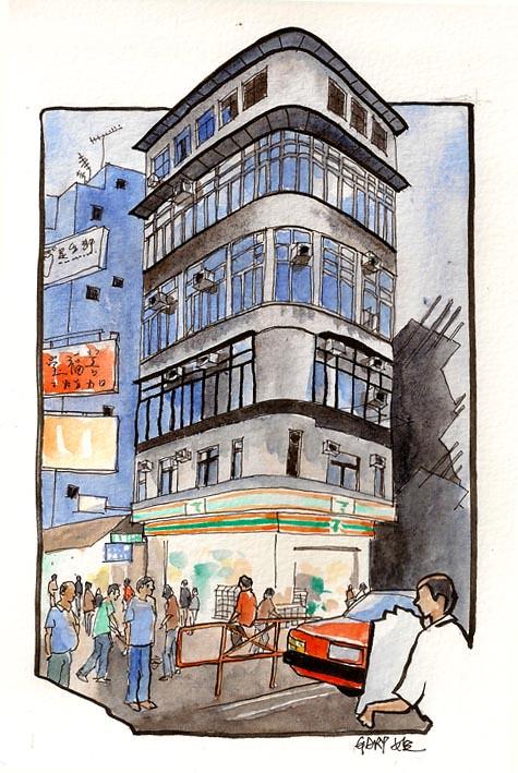 Stories behind Hong Kong districts: SoHo before the escalator