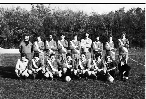 Ballincollig Utd OCT 81 by CorkBilly