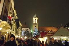 Bratislava winter market