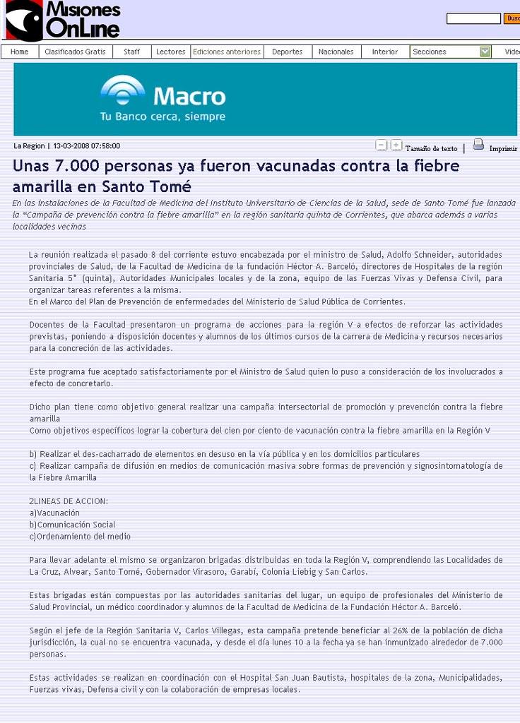 Site Misiones Online 13-03-08