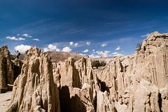 La Paz - El Valle de la Luna