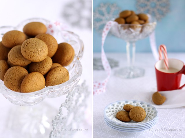 Gingernut Cookies