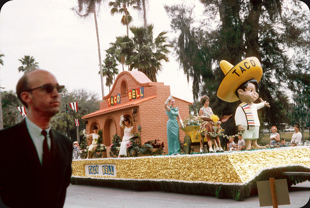Taco Bell on Parade – 1967