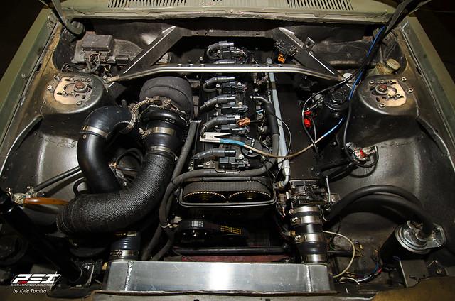 2JZ in a Datsun 510
