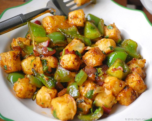 chilli-paneer-recipes