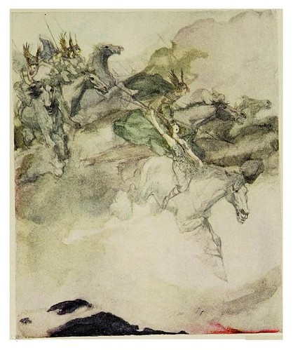 012-The children of Odin 1920- ilustrado por Willy Pogany