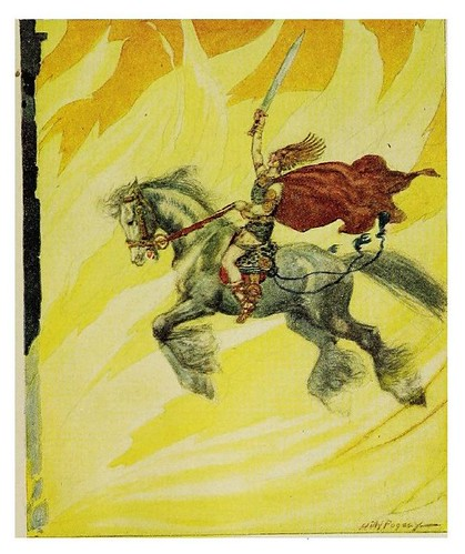 013-The children of Odin 1920- ilustrado por Willy Pogany