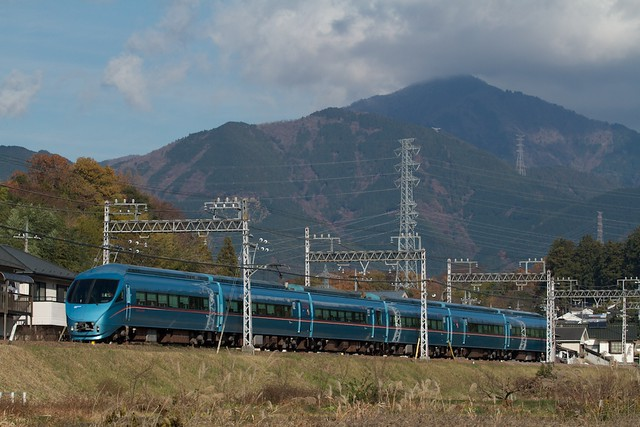 小田急60000系 MSE