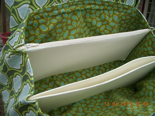 Interior Blosom Handbag