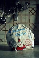 Even bakers feel Christmastime! :D