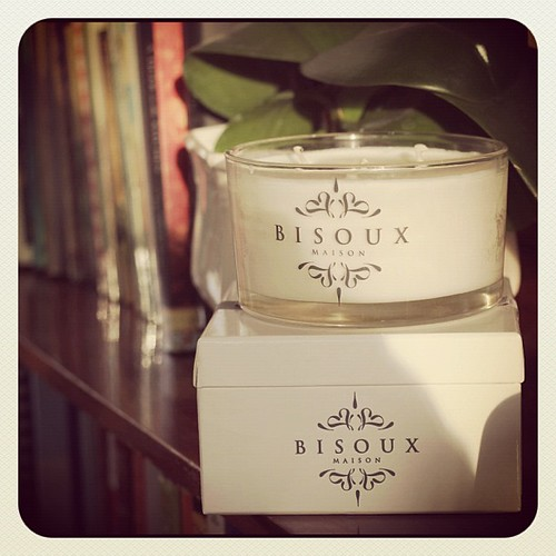 Bisoux candles