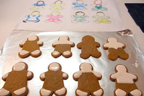princess gingerbread