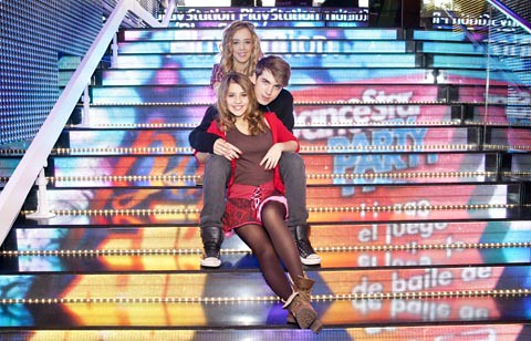 Pop4U_DanceStar Party