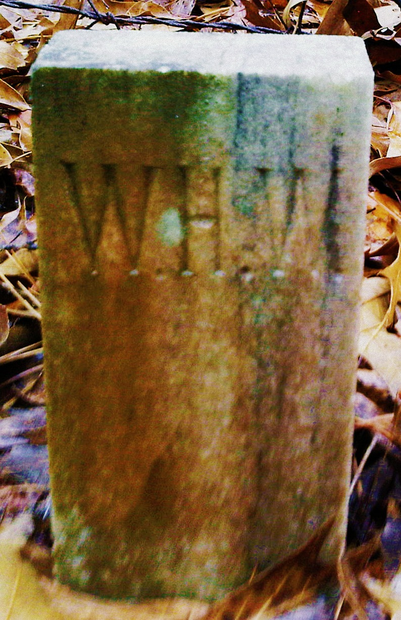 William H Wood-Mullins Cemetery, Meriwether County, Ga