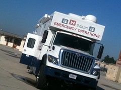 District gets state-of-the-art emergency response vehicle