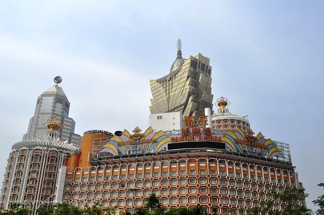 Hotel Lisboa in Macau