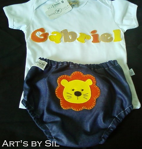 GABRIEL by Art's by SiL