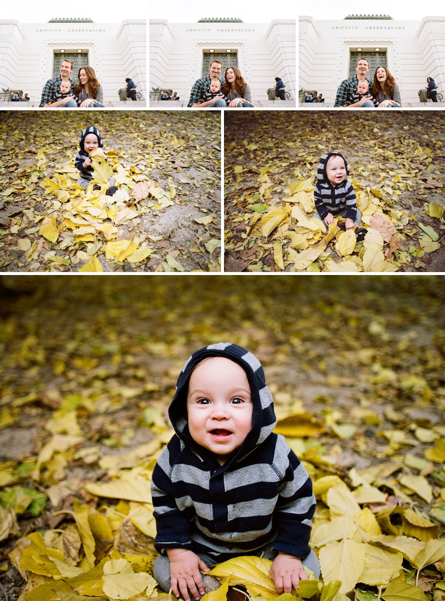Autumn Resser and Jesse Warren Family Photos at Griffith Observatory 0010