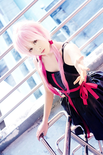 Guilty Crown Inori Yuzuriha Cosplay