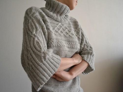 Quadrat Pullover