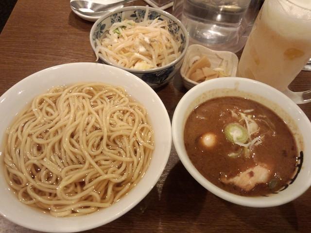 つけめんTETSU品川店 あつもり+α