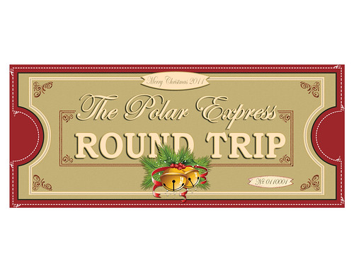 Polar Express Ticket 6510802025_6448d6b7db.jpg