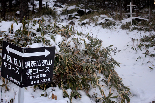 浅間山登山開始