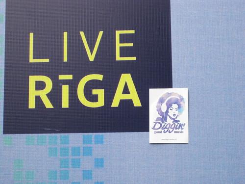 Riga's Diggin' it... #1