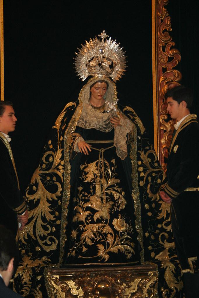 Besamanos de Nuestra Señora de las Tristezas