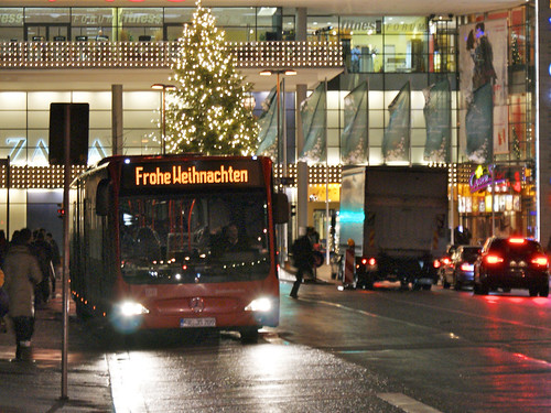 """Frohe Weihnachten"" = Merry christmas! by Hellebardius"