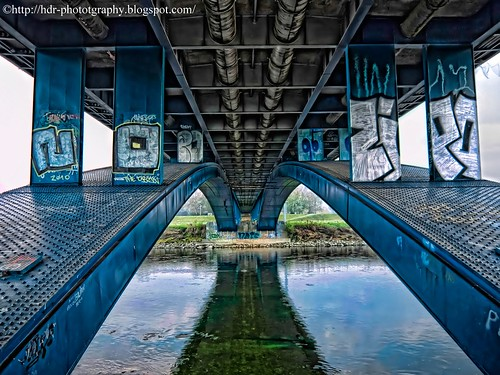 Under The Bridge by smalltechblog